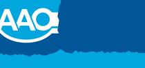 Image of the AAO logo