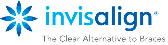 Picture of the Invisalign logo and text